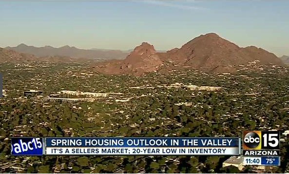 AZ Real Estate Trends – Seller's Market